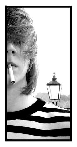 Self Portrait II by loopygav_ie