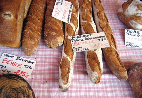 Lovely Bread by GavMc