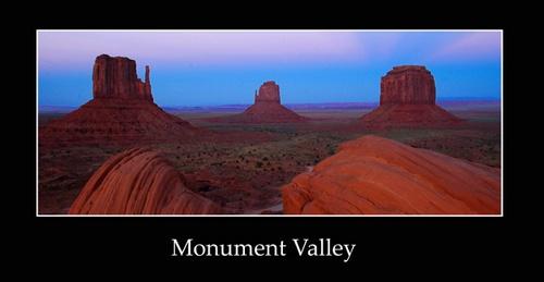 monument valley by gordon.m
