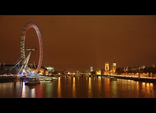 London by light by sferguk