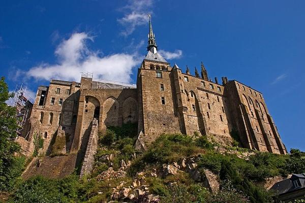 Mont St Michel by CanonMan