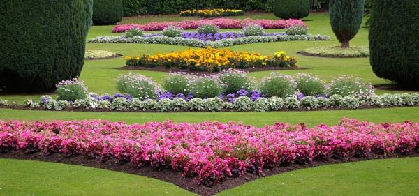 Formal Gardens by johnriley1uk