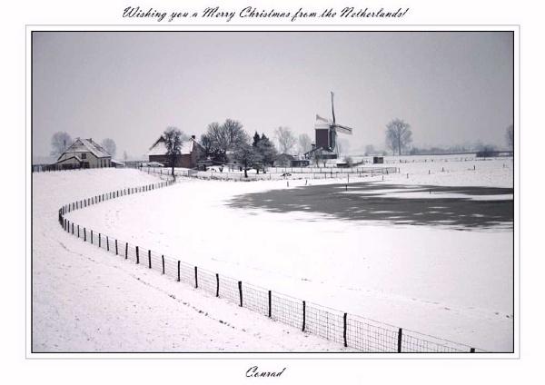 Merry Christmas! by conrad