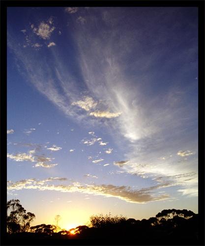 Sunset by NigelAndrew