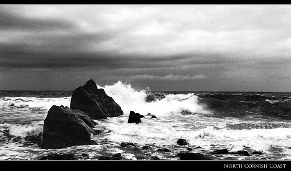 North Cornish Coast by phowtow