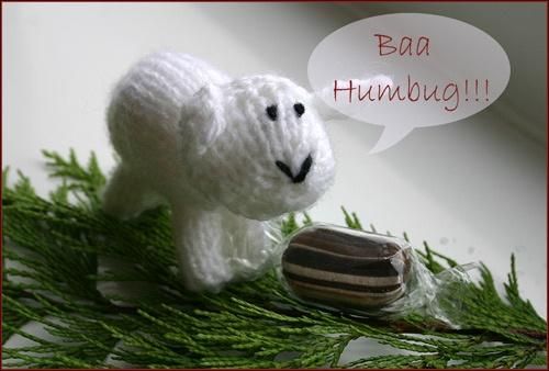 Baa Humbug!!!! by harmony