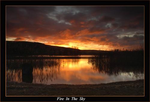 Fire in the Sky by chrissycj