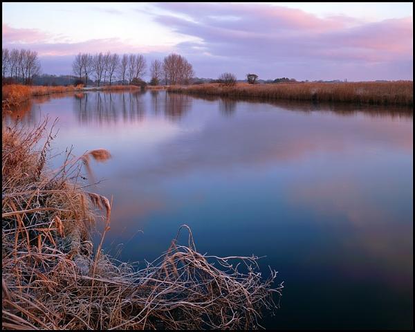 River Thurne dawn by BruceC
