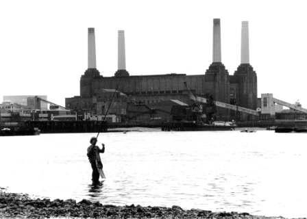 Battersea Eel Fishing by Eye4Photo