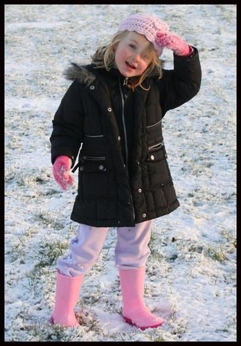 fun in the snow by Sarahmann