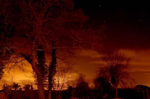 Night Sky by Dek22