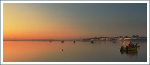 Mudeford Sunset by laurab