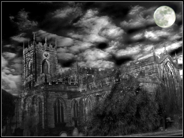 Church of The Late-In The Day Saints 2 ! by hurstwood