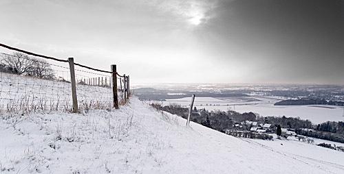 Pilgrims Way, North Downs, Kent by Graham_Aylard
