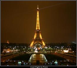 Last Night in Paris