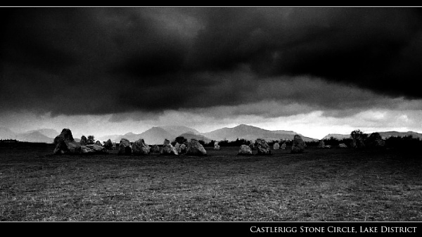 Castlerigg Stone Circle by phowtow
