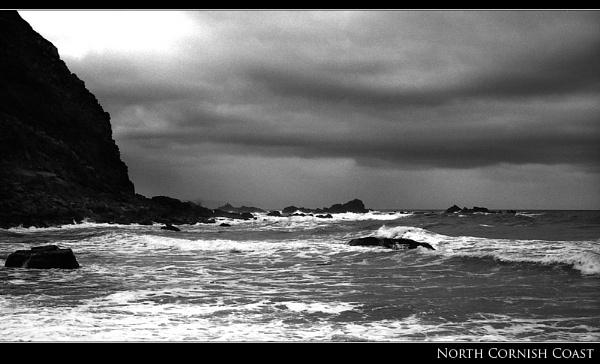 North Cornish Coast II by phowtow