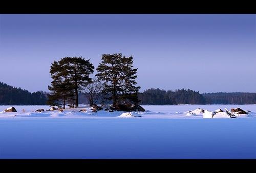 The Island by solkku