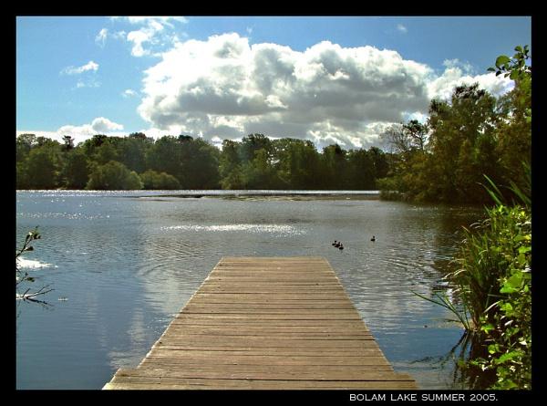Bolam Lake Summer 2005 by Nixy