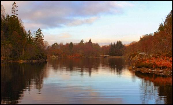 Loch Katrine by ScottRobertson