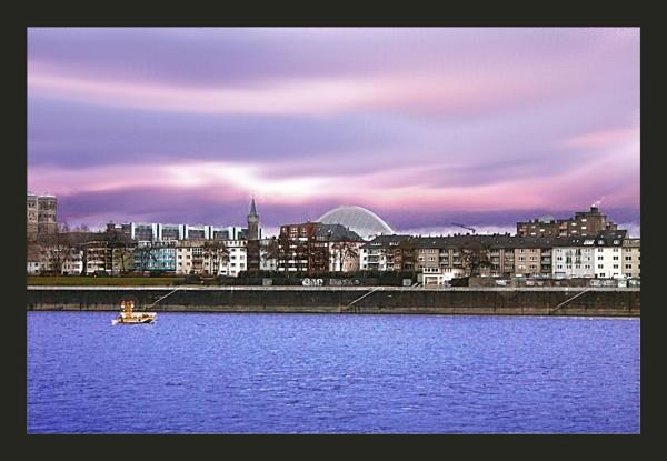 The Rhein by Lou41