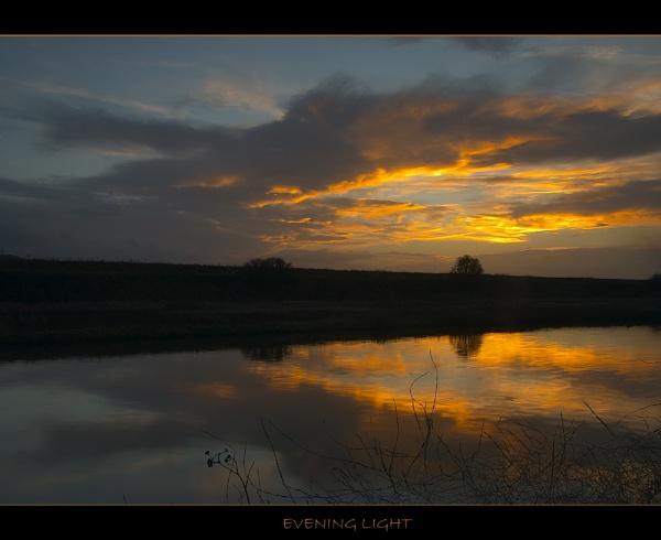 Evening Light by Ghostrider