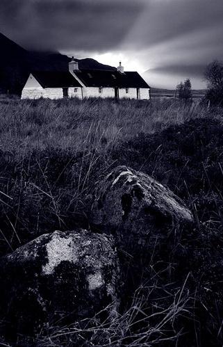 Glencoe Evening by walterL