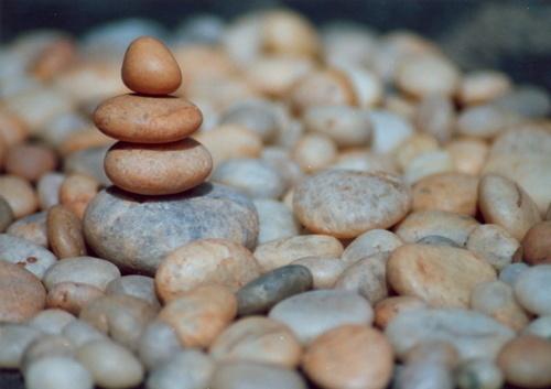 Pebbles by rajasekaranamie
