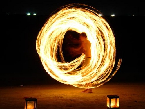Fire Spinner by rrf105