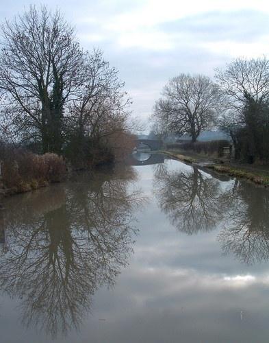 Ashby Canal by oldbiddy