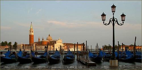 Venetian dusk by photographerjoe