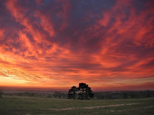 Wiltshire Sunrise by dersk