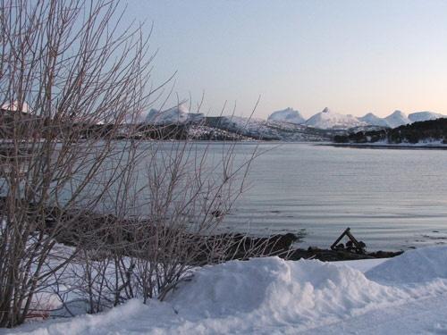 Tysfjord by ganstey