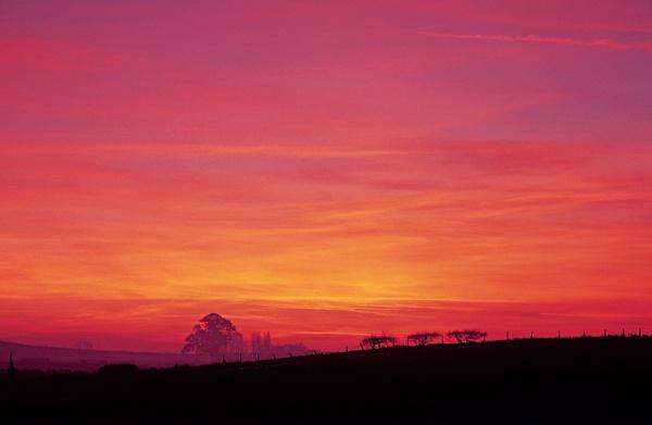 Sunset by bill j