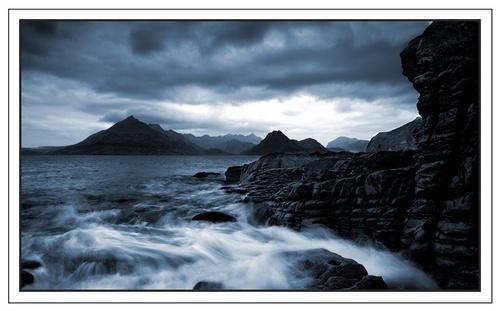 Elgol, Skye, Scotland. by johnc1711