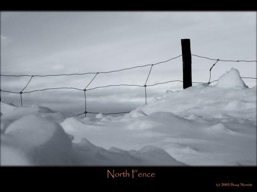 North Fence by sputnki