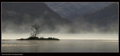 Derwentwater sunrise by Potto
