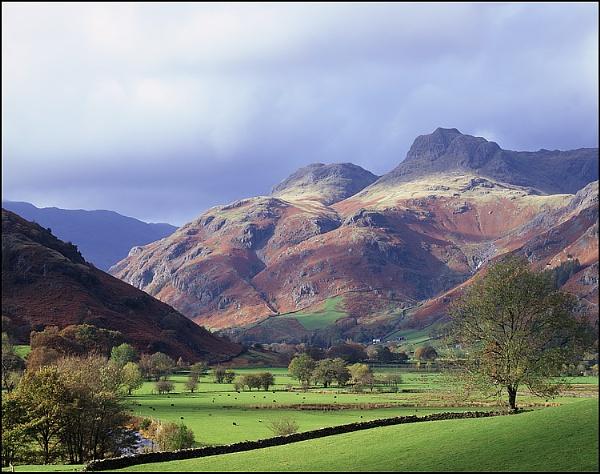 Langdale Valley by BruceC