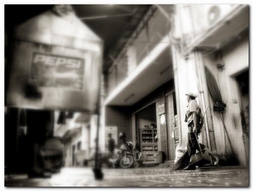 Bangkok Chinatown # 7 by MediumSizeUnavailable