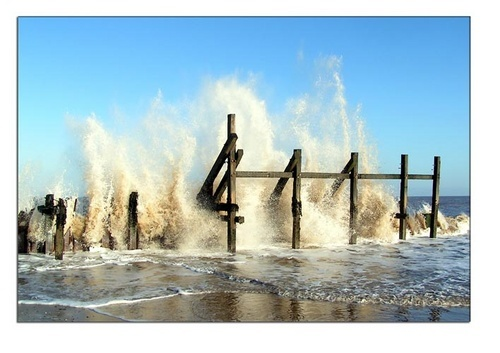 splash of colour by caister