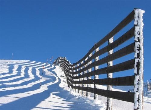 Snowshadows by GavMc