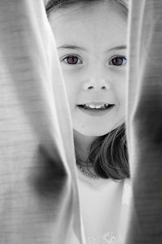 Brown Eyes by Lenz