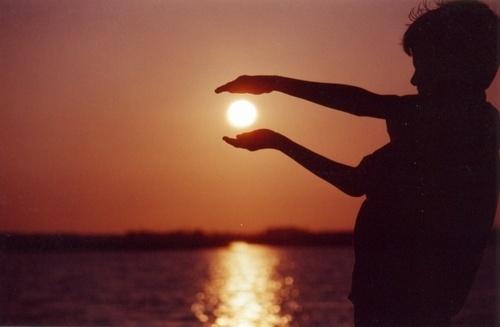 My son arresting the Sun by rajasekaranamie