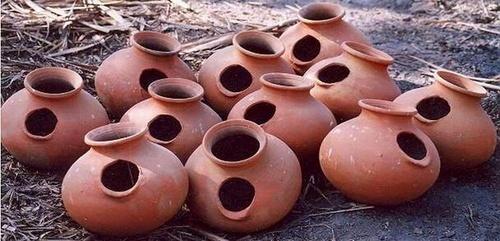 Love birds pots by rajasekaranamie