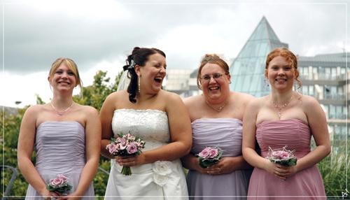 Bridesmaids by TheBaron