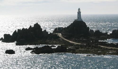 The Lighthouse by Ronbar