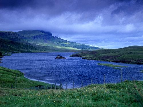 Loch Fada by railton