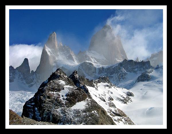 Cerro Fitroy, Argentina by Skier