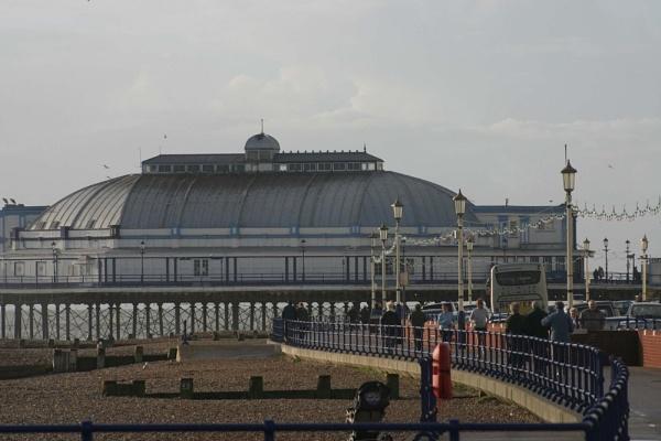 Eastbourne Pier by chrisskipp