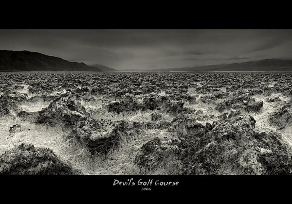 Devil\'s Golf Course by billma